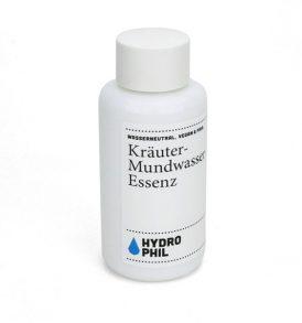 """Hydrophil Kräuter-Mundwasser Essenz """"100ml"""""""