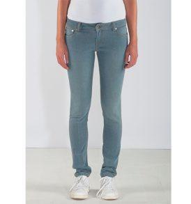 "MUD Jeans ""Skinny Lilly"" O3 blue"