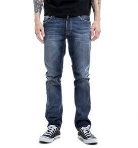 """NUDIE Jeans """"DudeDan"""" blue ridge"""