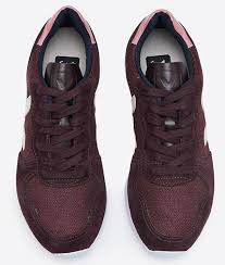 "VEJA Schuhe ""Pixel"" burgundy white"