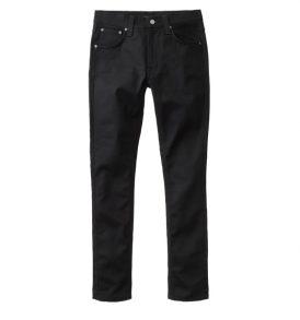 Nudie Jeans Lean Dean Dry Cold Black