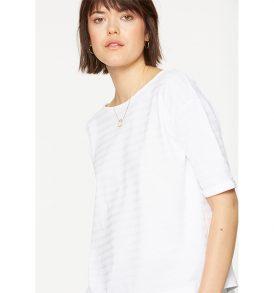 "ARMEDANGELS T-Shirt ""Alin"" white"