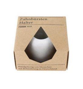 hydrophil zahnbürstenhalter