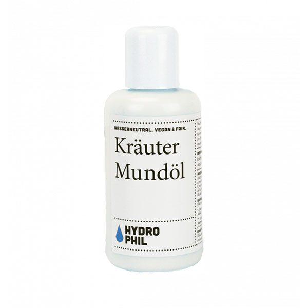 "Hydrophil Kräuter Mundöl ""100 ml"""