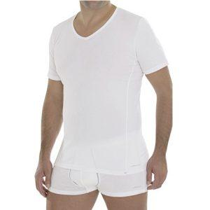 COMAZO EARTH Herren-V-Shirt
