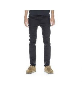 Nudie Jeans Grim Tim dry cold black