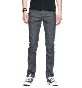 Nudie Jeans Grim Tim crinkle grey