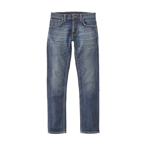"NUDIE Jeans ""Grim Tim"" revelation blue"