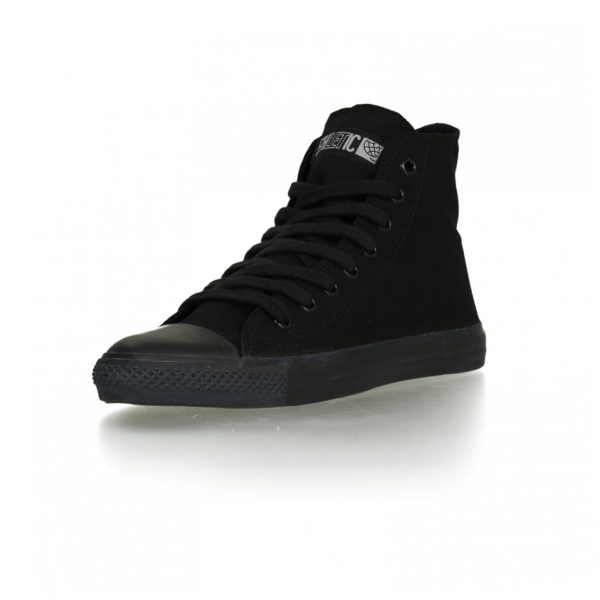 Ethletic trainer classic jet black/jet black