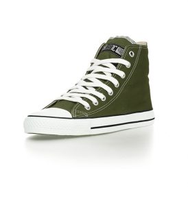 Ethletic Trainer hi cut Camping green