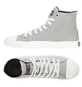 Fair_Trainer_Hi_Cut_White_Black_Pin_Stripes