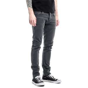 "NUDIE Jeans ""Grim Tim"" black seas"