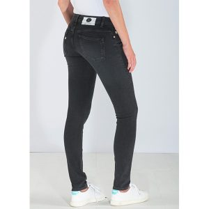 "MUD Jeans ""Skinny Lilly"" stone black"