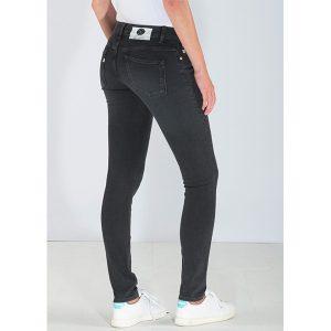 "MUD Jeans ""Skinny Lilly"" stone black"