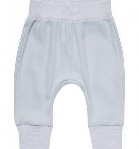 "SENSE ORGANICS Baby Pant ""Yoy"" pale ice blue"