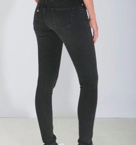 "MUD Jeans ""Skinny Hazen"" stone black"