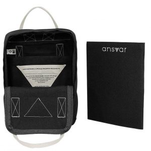 "MELAWEAR Backpack ""Ansvar II"" 15 Liter"