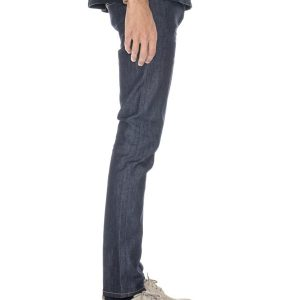 "NUDIE Jeans ""Grim Tim"" dry open navy"