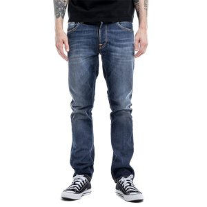 "NUDIE Jeans ""DudeDan"" blue ridge"