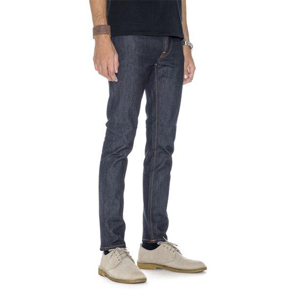 "NUDIE Jeans ""GrimTim"" dry open navy"