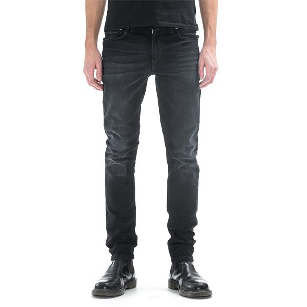 "NUDIE Jeans ""Lean Dean"" hidden ink"