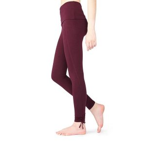 "MANDALA Pro-Tech Pants ""Dancer"" burgundy"