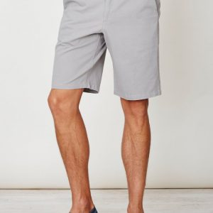 "THOUGHT Organic Cotton Shorts ""Jacob"" grey vapour"