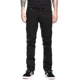 nudie jeans dude dan dry everblack