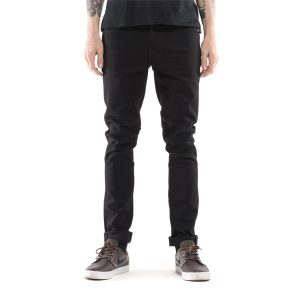 "NUDIE Jeans ""Lean Dean"" dry cold black"