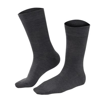 Living Crafts Unisex Wollplüschsocken