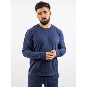 """TREVOR'S Sweatshirt """"Jasper"""" navy"""