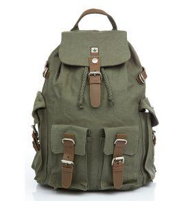 XL Rucksack mit 4 Außentaschen HF-0017