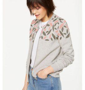 armedangels jacket uta pepper rose khaki peach