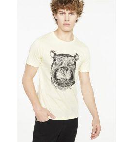 armedangels t-shirt james hippo