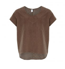 """LOVJOI T-Shirt """"Forja"""" olive"""