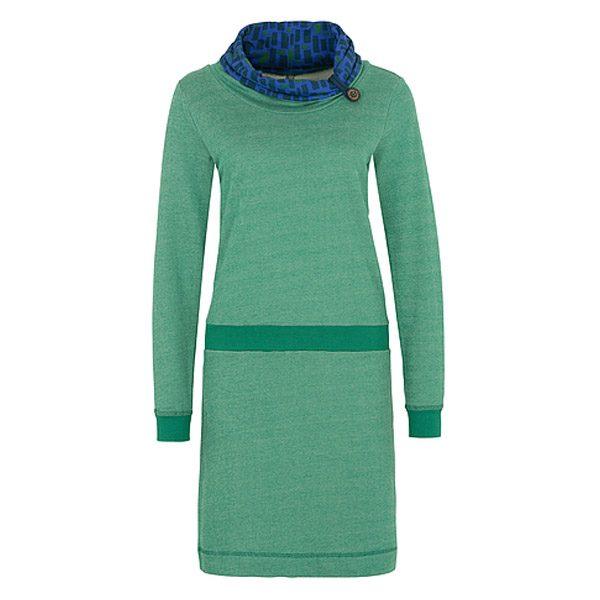 Tranquillo Kleid Macarena emerald