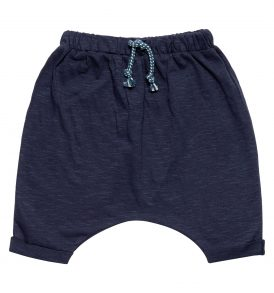 "SENSEORGANICS Baby Shorts ""Magesh"" navy"