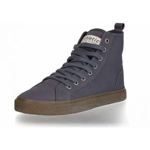 "ETHLETIC ""Goto Hi Cut Collection"" pewter grey"