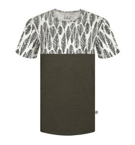 bleed t-shirt feather olive