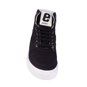 "ETHLETIC Fair Sneaker ""Hiro 18 Hi"" Jet Black"