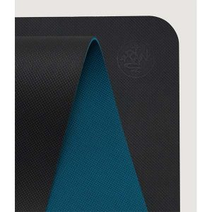 "MANDUKA Yogamatte ""welcOMe"" 5mm- thunder"