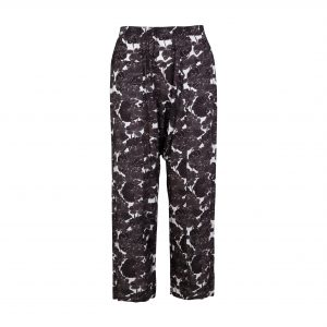 "FRIEDA SAND Trousers ""Lee"" Flowers"