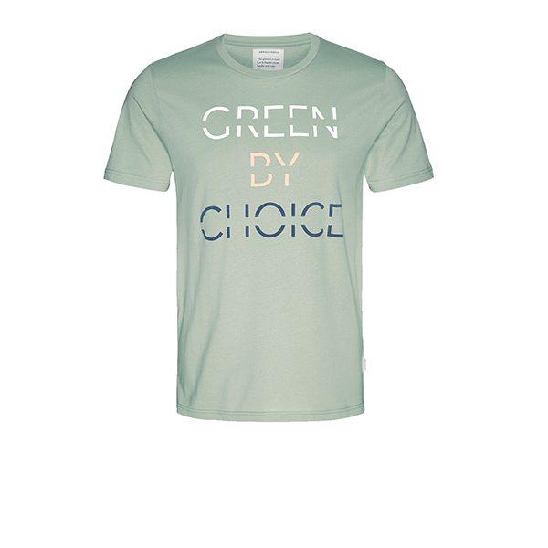 """ARMEDANGELS T-Shirt """"James Green"""" pale green"""