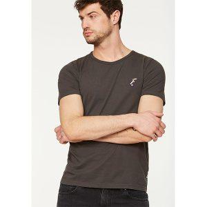"ARMEDANGELS T-Shirt ""Marc Chest Tukan"" white"