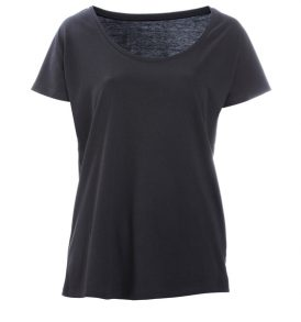 "FRIEDA SAND T-Shirt ""Rosa"" black"