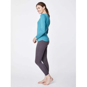"THOUGHT Leggins ""Plain Bamboo Organic Cotton Leggins"""