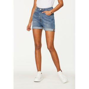 """ARMEDANGELS Jeans-Shorts """"Silva"""" vintage wash"""