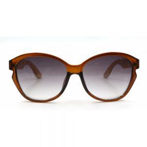 "ANTONIO VERDE Sonnenbrille ""Tivoli"" brown"