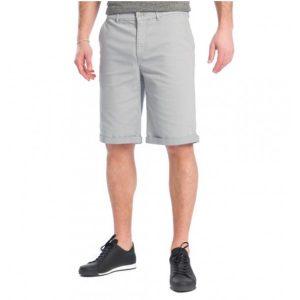 "BLEED Shorts ""Chino Walkshorts"" grey"