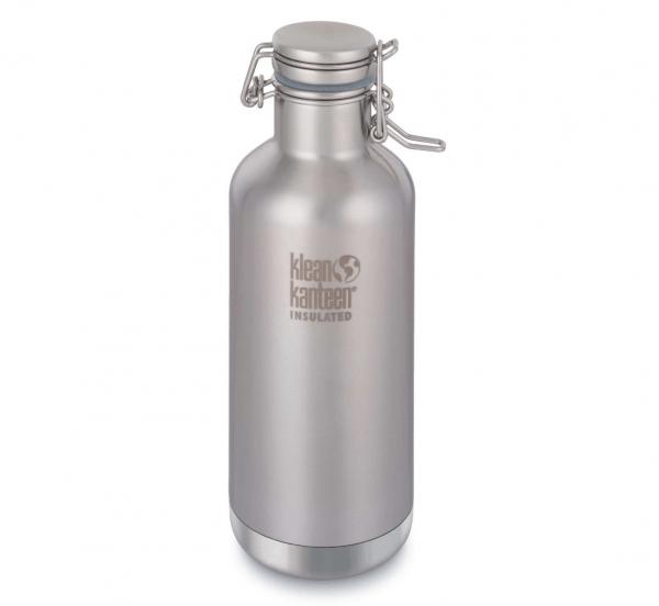 """KLEAN KANTEEN Trinkflasche """"Growler Vakuumisoliert 946ml"""" matt"""